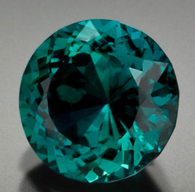 faceted maine tourmaline gemstones from mount